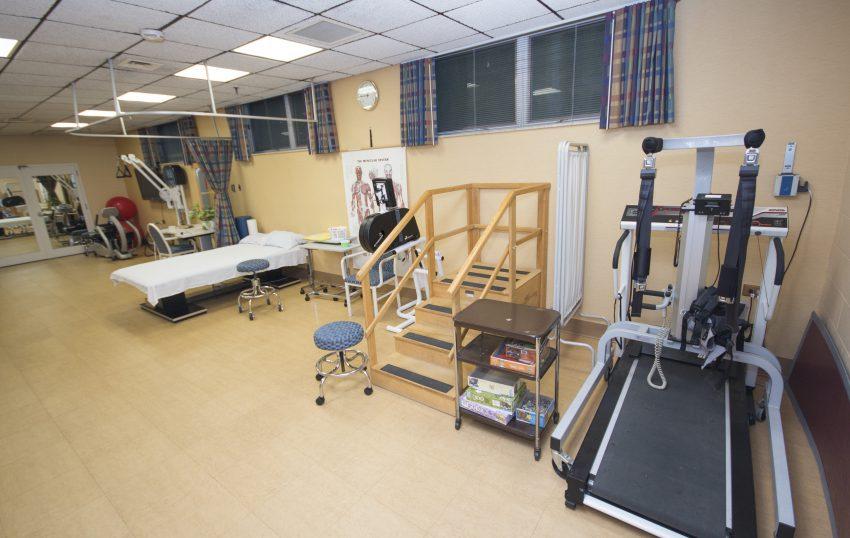 physical rehabilitation equipment