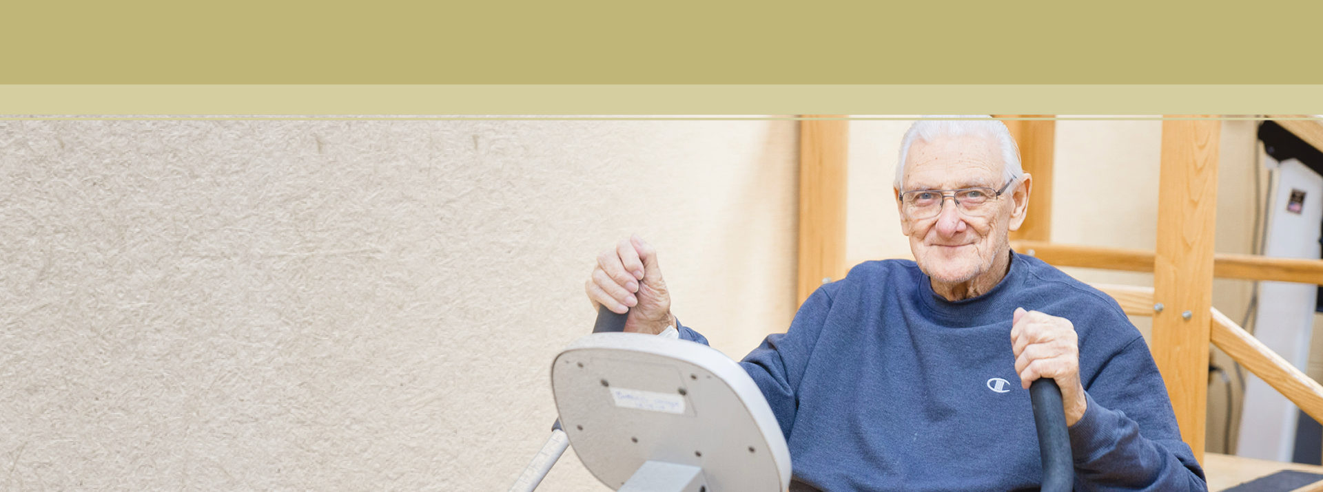 We pride ourselves on the quality of rehabilitation provided to our residents