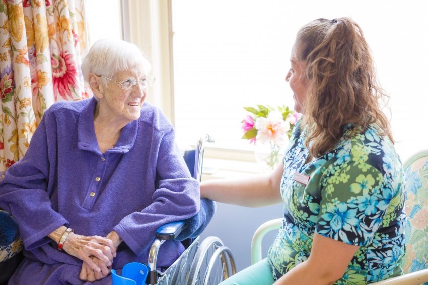 Elmhurst Extended Care Center has a certified memory care unit specializing in patients with Alzheimer's and dementia. If you or your loved one is exhibiting signs and symptoms of Alzheimer's, give us a call or stop by today.