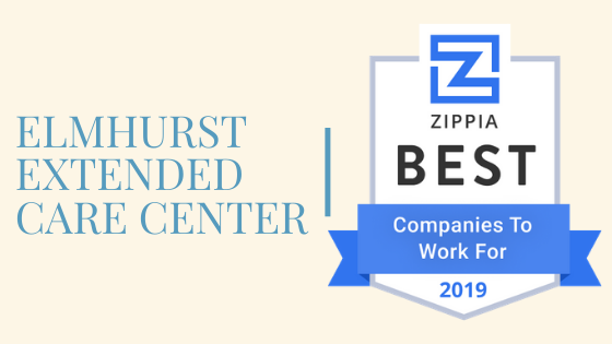 zippia best companies in elmhurst award